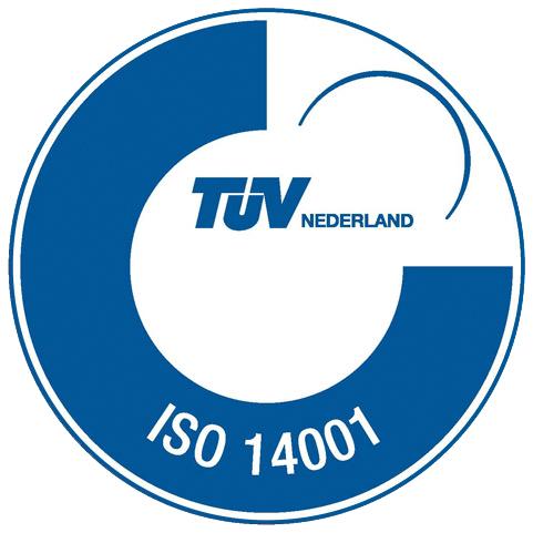IOB - TUV ISO 14001 Certificatie
